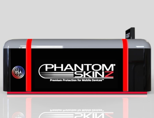 Phantom Skinz Kiosk | IBN Battuta Mall