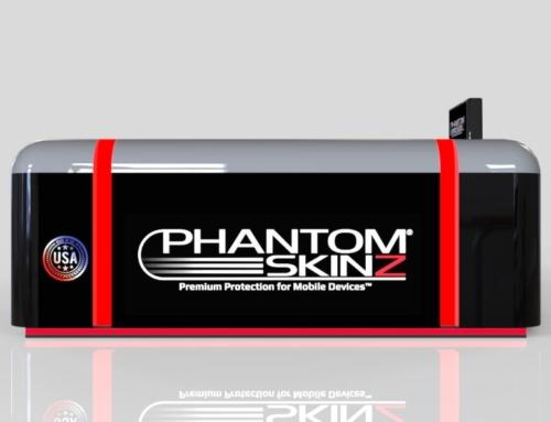 Phantom Skinz Kiosk | IBN Battuta Mall