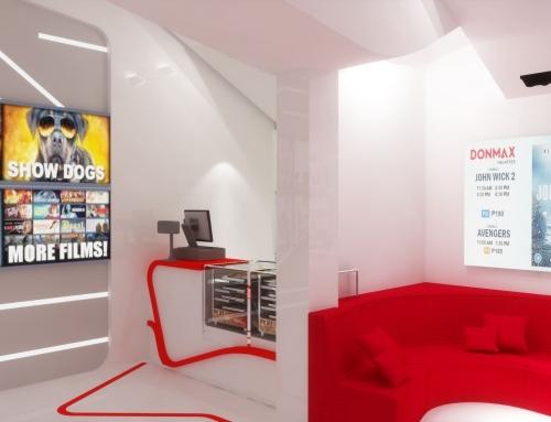 Donmax Cinema | Kanoos | Kochin