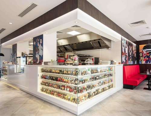 Geek Kitchen Restaurant | Abu Dhabi